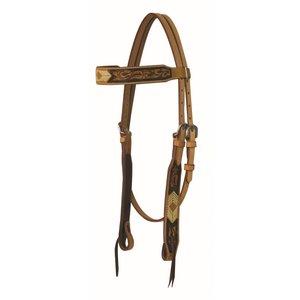 Sierra Oakley Browband Headstall