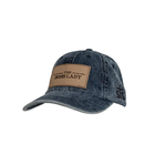 The Boss Lady Cap, Blue Denim