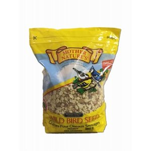 Mother Nature Wild Bird Seed Red Skinned Peanuts, 20lbs