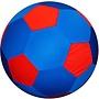 """30"""" Mega Ball Cover - Soccer Ball Blue"""