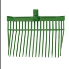 Tuff Stuff Barn Fork Head ( Green )