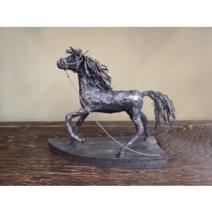Handmade Horse Sculpture