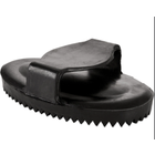 Cavalier LRG  Rubber Curry Comb - Black