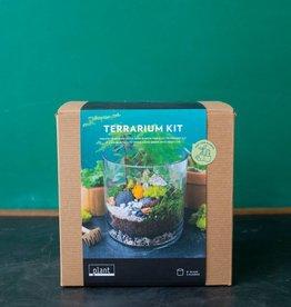 Plant Terrarium Kit : Large Cylinder