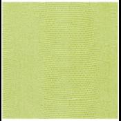 Caspari Cocktail Napkin - Lizard Green