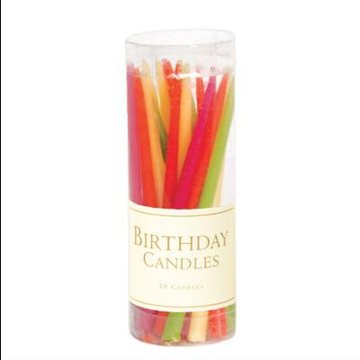Caspari Candles - Birthday Tutti Frutti