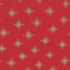 Caspari Wrapping Paper Starry Red