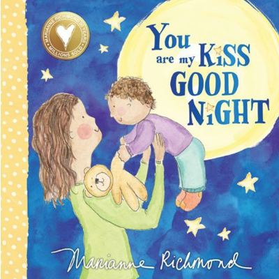Sourcebooks You Are My Kiss Good Night