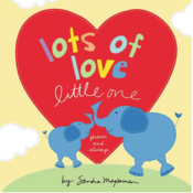 Sourcebooks Lot of Love Little One
