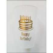 Print Appeal Shatterproof Cups - Happy Birthday