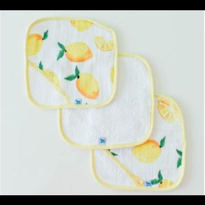 Little Unicorn Wash Cloth 3 Pack