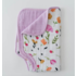 Little Unicorn Muslin Burp Cloth