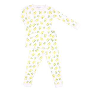 Magnolia Baby Make Lemonade Pajamas