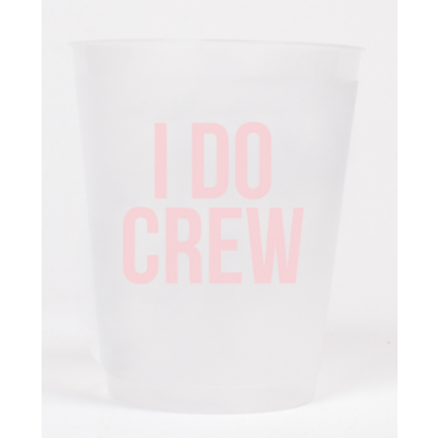 8 Oak Lane Bride/Crew Cup Set