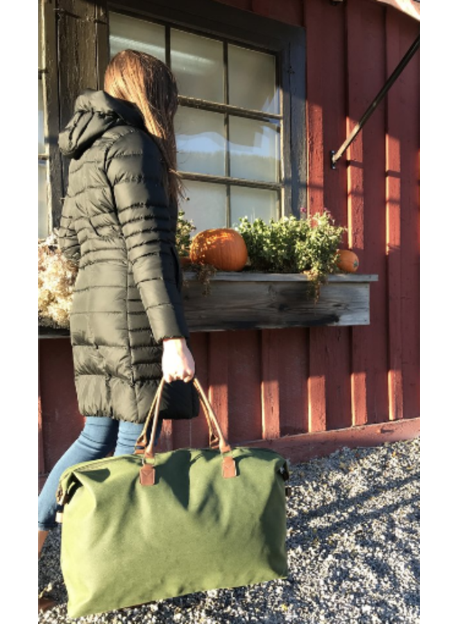 Bellemonde - Duffle Bag - Green