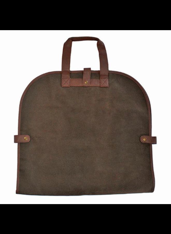 Garment Tote - Brown