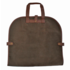 Bellemonde Garment Tote - Brown
