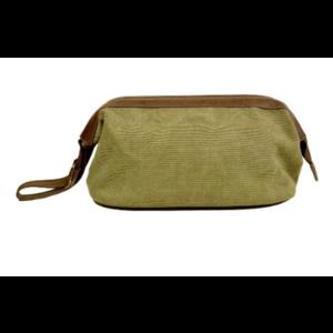 Bellemonde Bellemonde - Dopp Kit - Washed Green