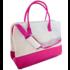 Mainstreet Collection Linen Duffle Bag