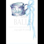 Odd Balls Odd Balls - Cupful Blue