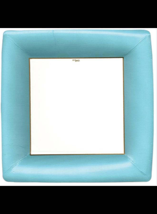 Dinner Plate - Mediterranean Blue