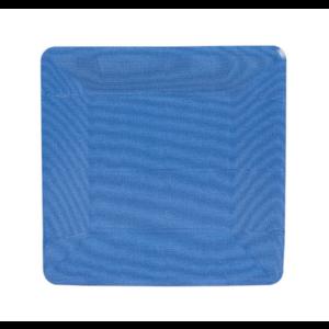 Caspari Salad Plate - Marine Blue