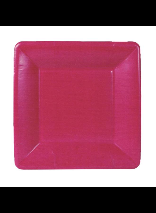 Salad Plate - Rose