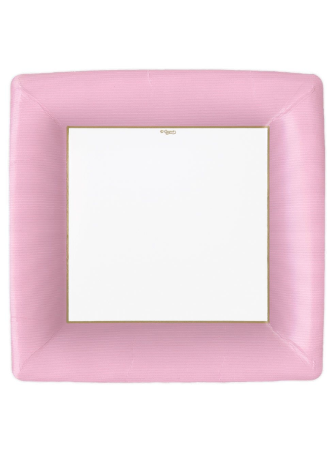 Dinner Plate - Light Pink