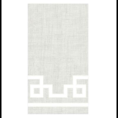 Caspari Guest Towel - Rive Gauche Natural