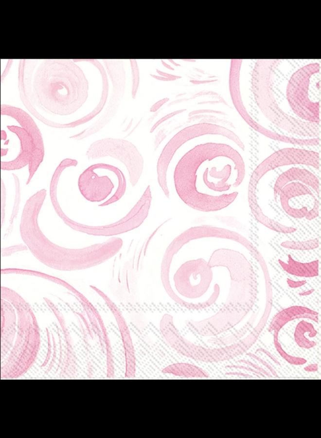 Cocktail Napkin - Happy Circles
