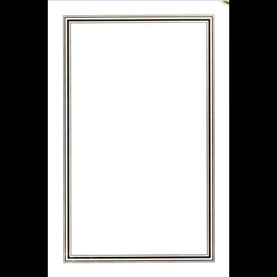 Odd Balls Odd Balls - White Card/Gold Border