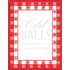 Odd Balls Odd Balls - Red Oilcloth