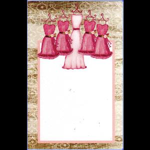 Bella Ink Bella Ink - Pink Dresses
