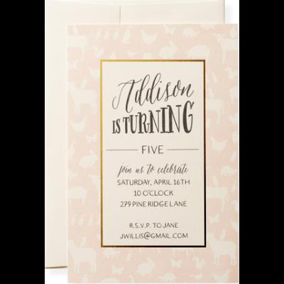 Karen Adams Karen Adams - Baby Animal Cracker Pink