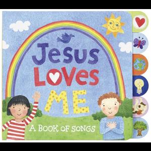 Gibby & Libby Jesus Loves Me