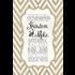 Paper Belle Paper Belle - Chevron Tan