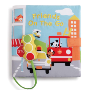 Nat & Jules Friends on the Go Book w/Sound
