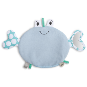 Nat & Jules Activity Bath Mitt - Crab