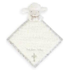 Nat & Jules God Bless Baby Lamb Cozie