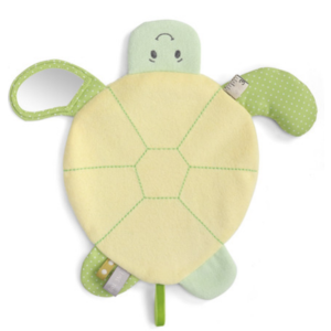 Nat & Jules Activity Bath Mitt - Turtle