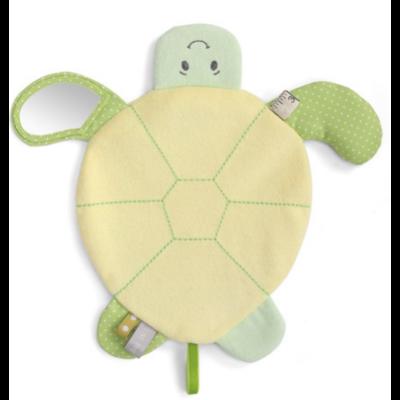 Nat & Jules Activity Bath Mitt - Turtle