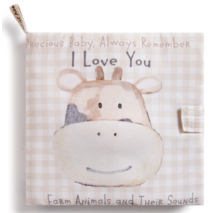Nat & Jules Farm Animals & Sounds Activity Book