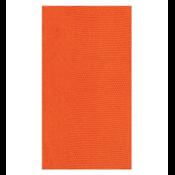 Caspari Guest Towel - Lizard Orange