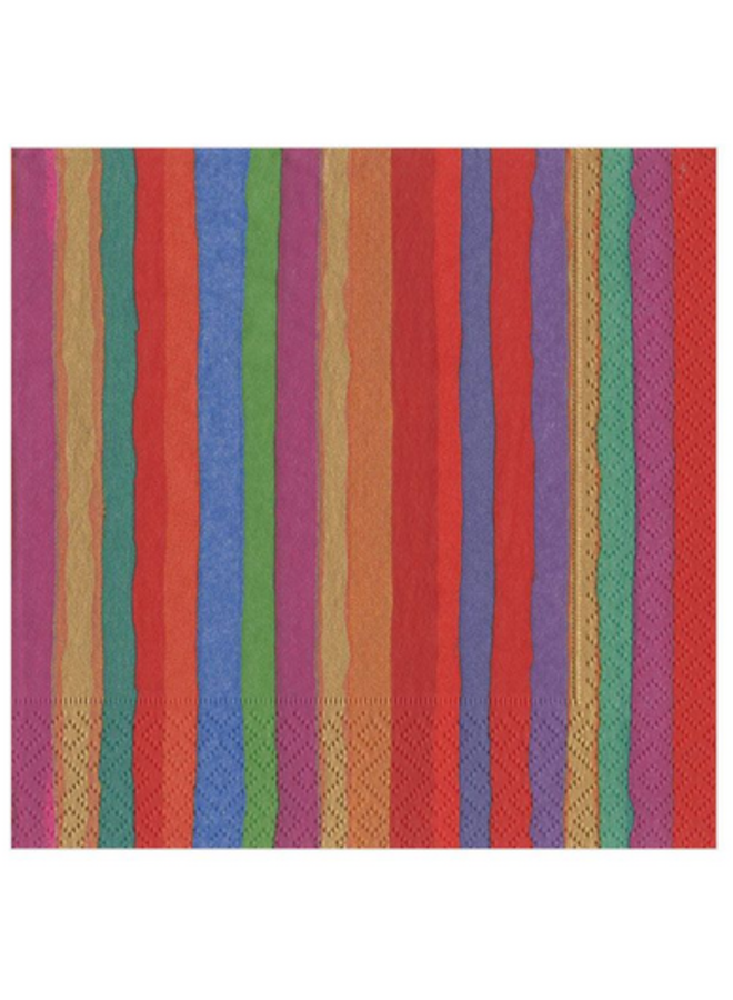 Luncheon Napkin - Balthazar Stripe