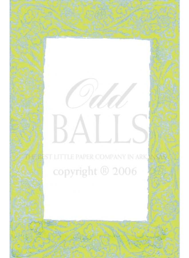 Odd Balls - Medici Lime