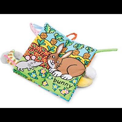 Jellycat Garden Tails Activity Book