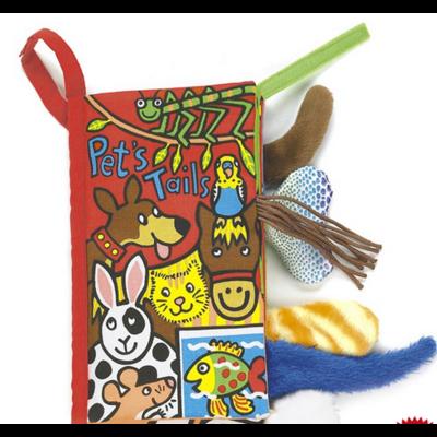 Jellycat Pet Tails Activity Book