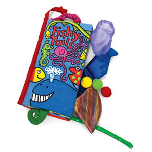 Jellycat Fishy Tails Activity Book