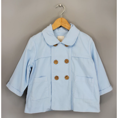 Petit Ami Corduroy Coat