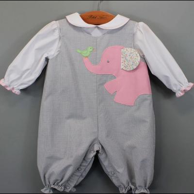 Petit Ami Elephant/Birdie Longall